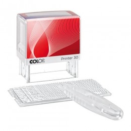 Самонаборный штамп Colop Printer 30/1 Set