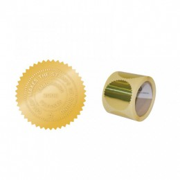 Лейблы для рельефной печати Colop (золото)