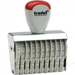 Нумератор ленточный 10-ти разрядный Trodat 15410