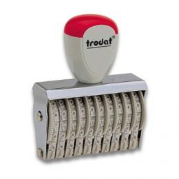 Нумератор ленточный  10-ти разрядный Trodat 15910