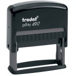 Автоматическая оснастка для штампа Trodat 4917